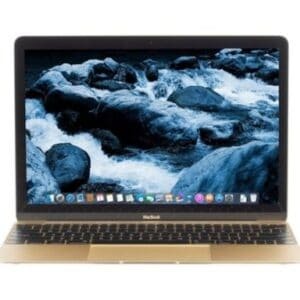 Apple MacBook 12-inch (2017) MNYK2LL/A - Gold - Excellent