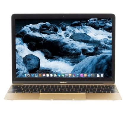 Apple MacBook 12-inch MNYK2LL/A - Gold - Excellent