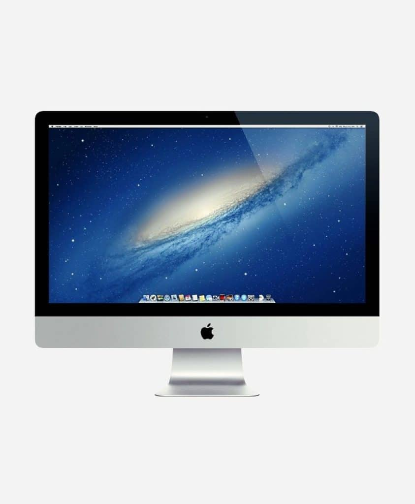 Apple iMac 21.5-inch 2.5GHz Core i5 (Mid 2011) MC309LL/A - Good