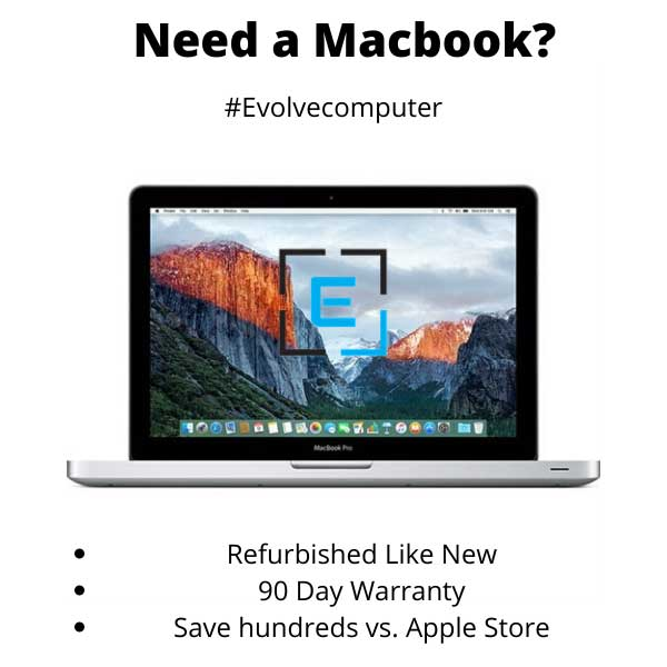 MacBook 13 inch Core i5 2.3Ghz (Early 2011)