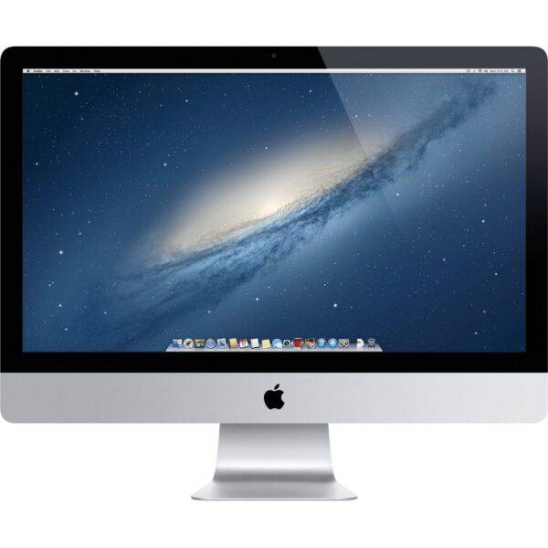 Apple iMac 21.5-inch 2.7GHz Quad-core i5 (Late 2012) MD093LL/A - Very Good